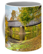 Schofield Bridge Over The Neshaminy Coffee Mug