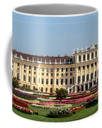Schonbrunn Palace And Gardens Coffee Mug