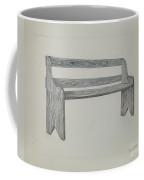 School Seat Coffee Mug