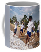 School Trip To Beach IIi Coffee Mug