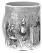 Schoolhouse, 1877 Coffee Mug