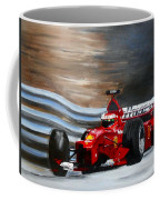 Schumacher Monaco Coffee Mug