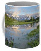 Schwabacher Landing Morning Coffee Mug