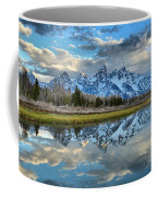 Schwabacher Spring Clouds Coffee Mug