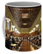 Schwarzman Building Coffee Mug