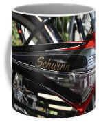 Schwinn Black Phantom Coffee Mug