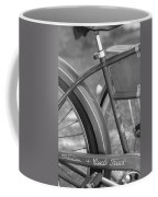 Schwinn Cycle Truck Coffee Mug