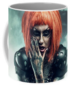 Sci-fi Beauty 3 Coffee Mug
