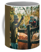 Science In Africa Coffee Mug