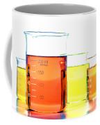 Scientific Beakers In Science Research Lab Coffee Mug