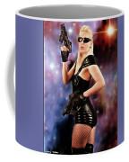 Scifi Heroine Coffee Mug