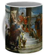 Scipio Africanus Freeing Massiva Coffee Mug