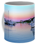 Scituate Harbor Sunset Coffee Mug