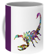 Scorpion-colorful Coffee Mug