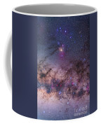 Scorpius With Parts Of Lupus And Ara Coffee Mug