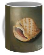 Scotch Bonnet Seashell Coffee Mug