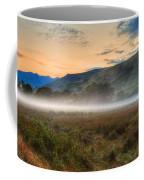 Scotland Mist In Widescape Coffee Mug