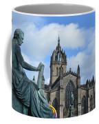 Scotland Skies Coffee Mug