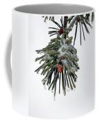 Scots Pine And Ice Coffee Mug