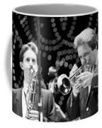 Scott Hamilton And Warren Vache  Coffee Mug