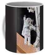Scott Kelly, Expedition 46 Spacewalk Coffee Mug