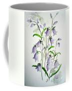 Scottish Blue Bells Coffee Mug