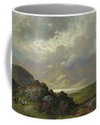 Scottish Landscape Coffee Mug by Gustave Dore