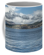 Scottish Panorama Over The River Clyde Coffee Mug