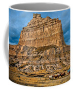 Scotts Bluff National Monument Coffee Mug