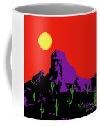 Scottsdale Mountain Coffee Mug