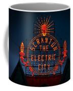 Scranton - The Electric City Coffee Mug
