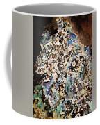 Scrap Yard Mosaic Coffee Mug