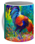 Scratchin' Rooster Coffee Mug