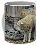 Scratching Board Coffee Mug