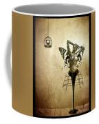 Scream Of A Butterfly Coffee Mug