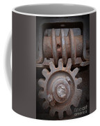 Screw And Gear  Coffee Mug