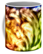Scribbling Lights Coffee Mug