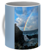 Scripture And Picture Genesis 9 16 Coffee Mug