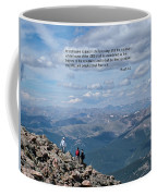 Scripture And Picture Micah 4 1 Coffee Mug