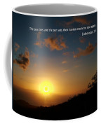 Scriture And Picture Ephesians 1 5 Coffee Mug