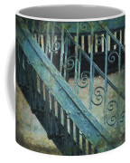 Scrolled Staircase By H H Photography Of Florida Coffee Mug
