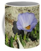 Scrub Morning Glory Coffee Mug