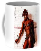 Sculpted Beauty Coffee Mug