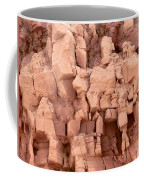 Sculpted Rocks Coffee Mug
