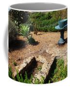 Sculpture Garden In Sicily Coffee Mug