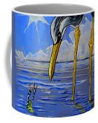 Sea Birds Coffee Mug