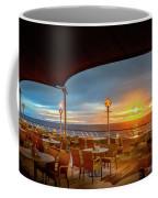 Sea Cruise Sunrise Coffee Mug