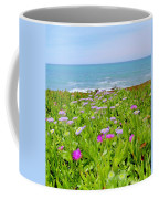 Sea Daisy Trail Coffee Mug