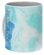 Sea Foam Coffee Mug by Nikki Marie Smith