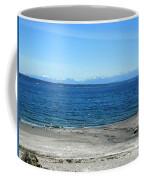 Sea Gulls Gather Coffee Mug